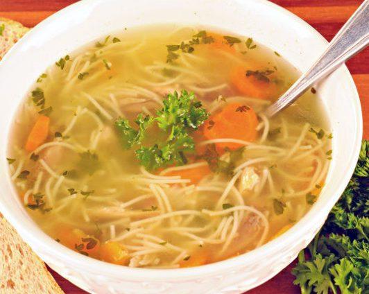 Originalni recept za teleću supu
