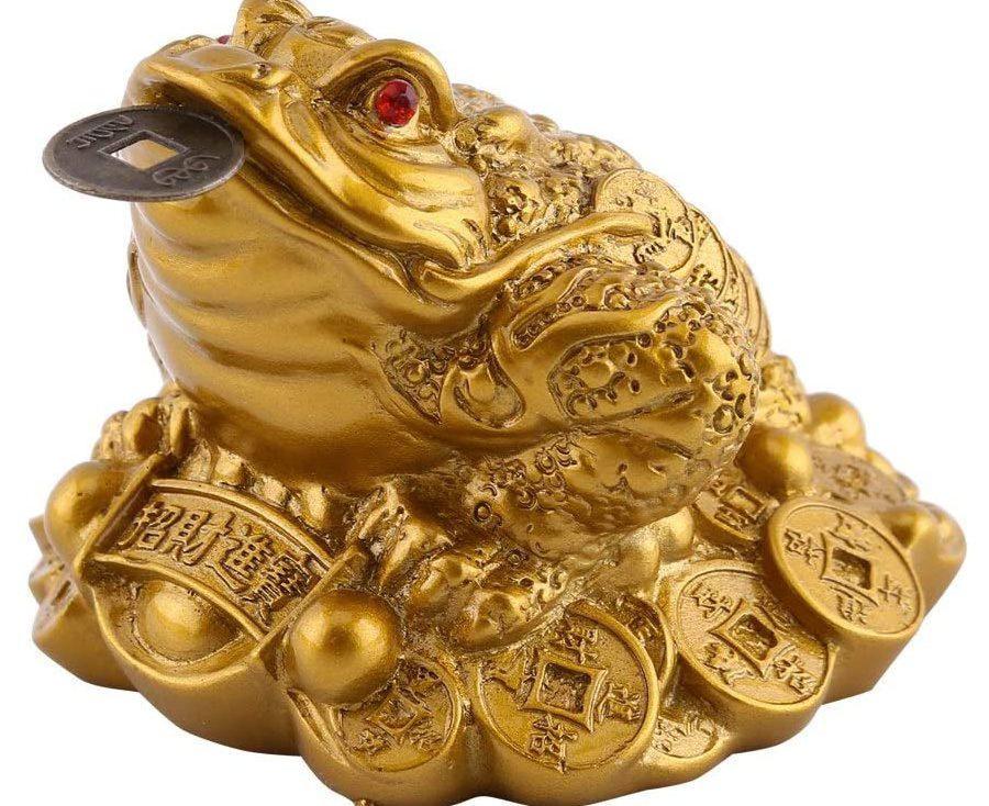 PRIVUCITE BOGATSTVO I SREĆU U SVOJ DOM: gde treba da se čuva moćna feng shui žaba