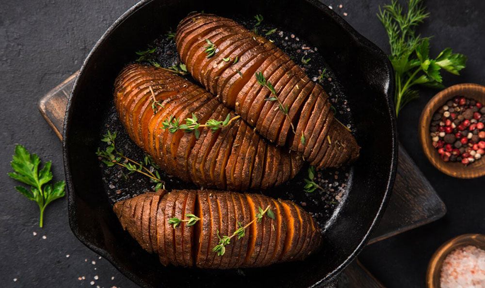 Pripremite sladak krompir na 5 načina
