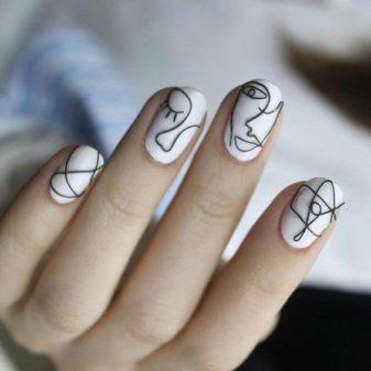 MANIKIR INSPIRACIJA: umetničko delo na vašim noktima