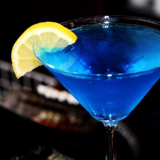 KOKTEL BLUE FROG