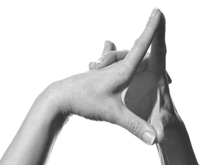 MOĆ U RUKAMA: 4 isceljujuće mudre za zdravlje