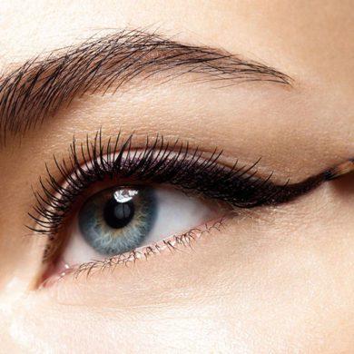 Cat eye look za svaki oblik očiju