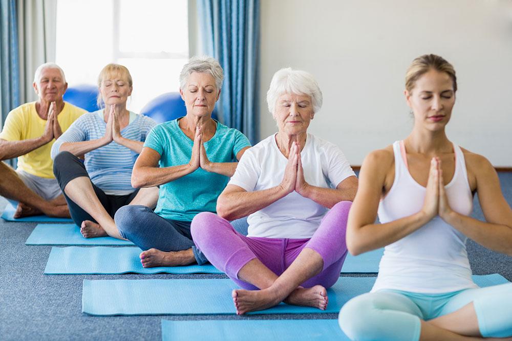 JOGA ZA OPORAVAK: kako da se suočite sa bolešću pomoću joge