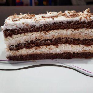 ČOKO MOKO TORTA SA KUPOVNIM KORAMA