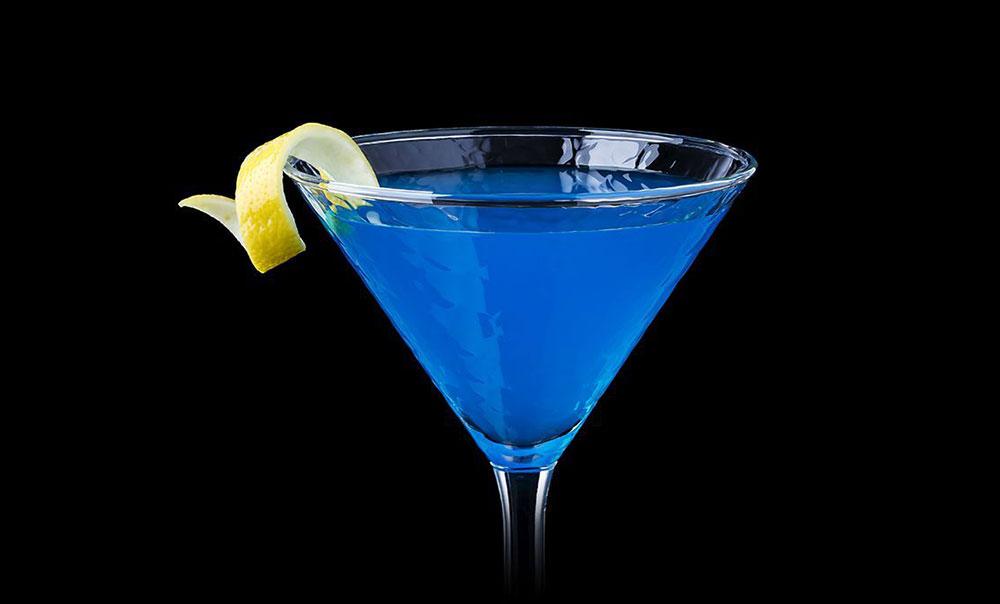 Recept za koktel blue lagoon