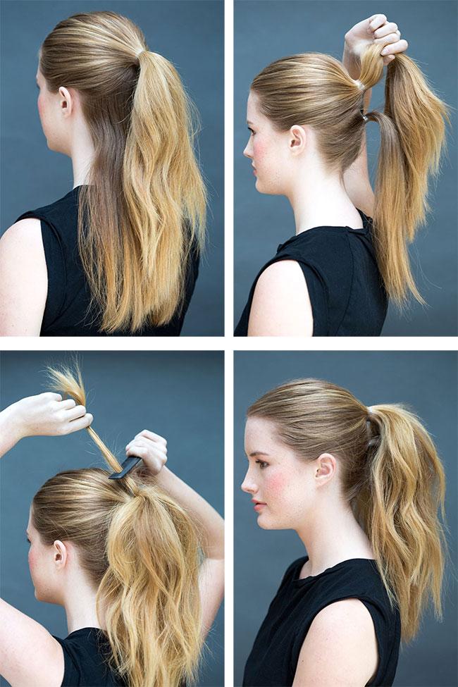 frizure koje možete da napravite za 10 sekundi