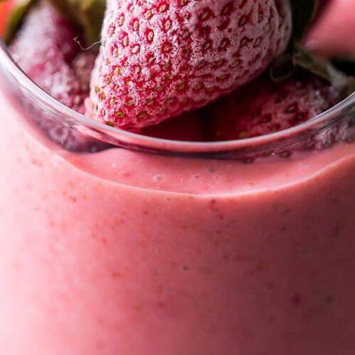Recept za crveni smoothie sa grčkim jogurtom