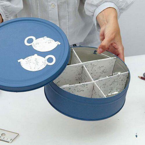 Napravite sami kutiju za čaj