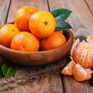 Mandarine su odličan saveznik zdravlja i lepote