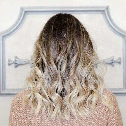 Shadow hair tehnoka bojenja kose
