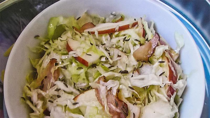 Recept za bejkon salatu