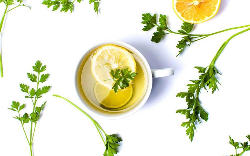 Čaj od peršuna za mršavljenje i opšte zdravlje