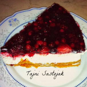Recept za pravi cheesecake