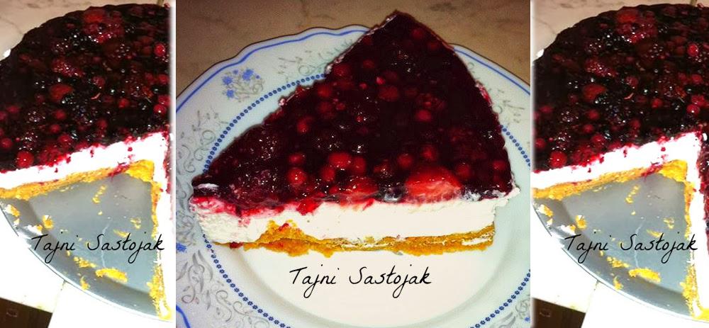 Recept za pravi cheesecake