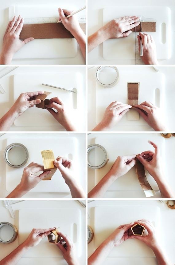 Napravite sami prstenove za salvete