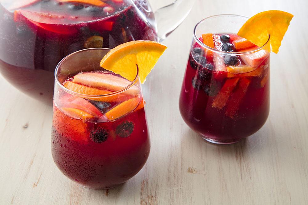 Recept za koktel sangria