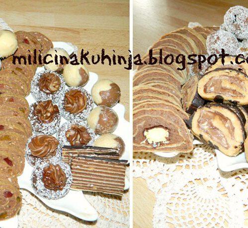 Recepti za najbolje slavske kolače