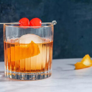 Recepti za koktel old fashioned