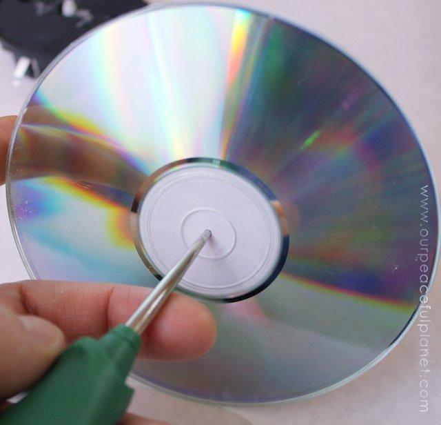 NAPRAVITE SAT OD STAROG CD-A